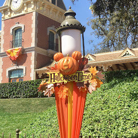 by Mike Martinez - Public Holidays Halloween