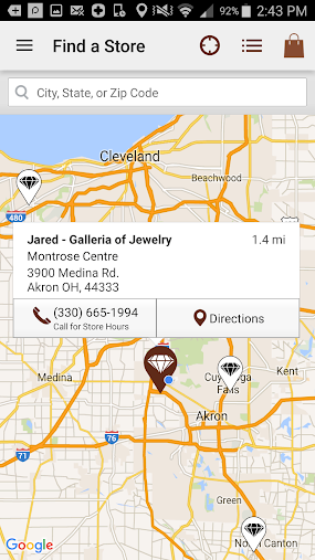 Jared The Galleria Of Jewelry APK