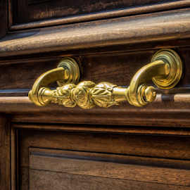 door handle by Vibeke Friis - Buildings & Architecture Architectural Detail ( door handle,  )