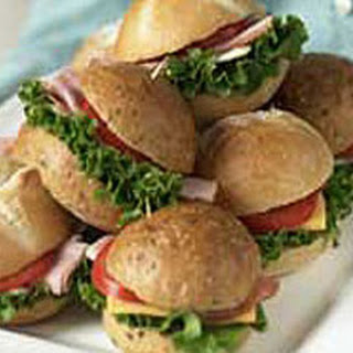 Mini Sandwiches for a Crowd