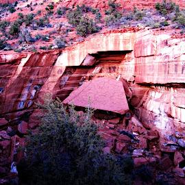 by Cyndi McCoun - Landscapes Caves & Formations ( jeeping, arizona, red rocks, sedona, dessert )