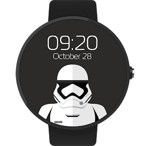 FWF Star Wars Watch Face