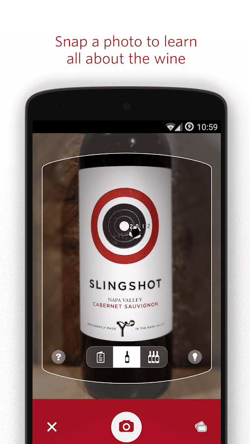 Vivino Wine Scanner Screenshot 0