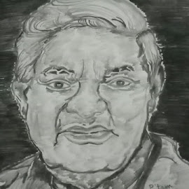 Rest in peace Vajpayee ji 🙏 by Pritam Bhowmick - Drawing All Drawing