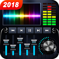 Music Equalizer - Bass Booster & Volume Booster PC Download Windows 7.8.10 / MAC
