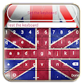 App UK Flag Keyboard Themes APK for Kindle