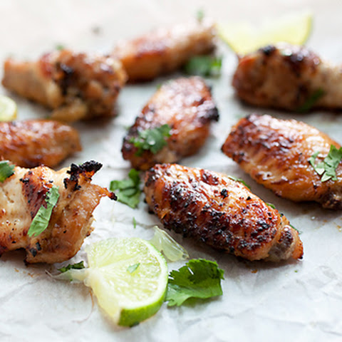 Lemongrass Wings