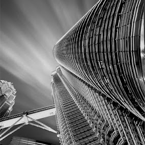 Petronas Tower by Kwok Sioe Djoen - Buildings & Architecture Architectural Detail