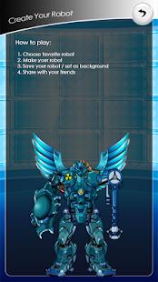 Create Your Robot- screenshot thumbnail