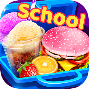 School Lunch Maker! For PC