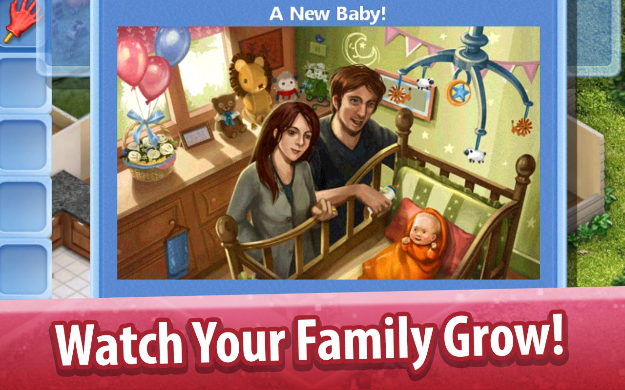 Virtual Families 2 Screenshot 6