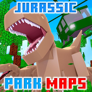 Jurassic Craft Maps For PC / Windows 7/8/10 / Mac – Free Download