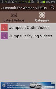Jumpsuit For Women VIDEOs - screenshot