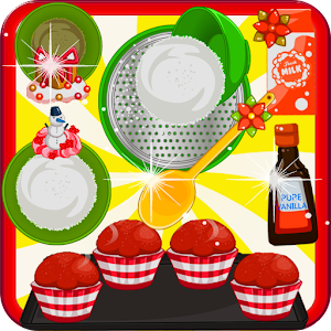 cooking games cup christmas