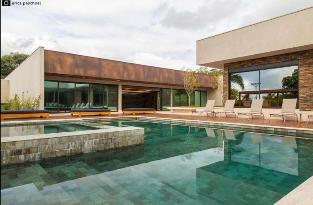 Casa com 5 dormitórios à venda, 1114 m² por R$ 6.800.000 - Fazenda Vila Real de Itu - Itu/SP