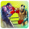 Steel Fighting Robots 3D - Free fighting game