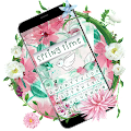 App Springtime Flowers Keyboard Theme APK for Kindle