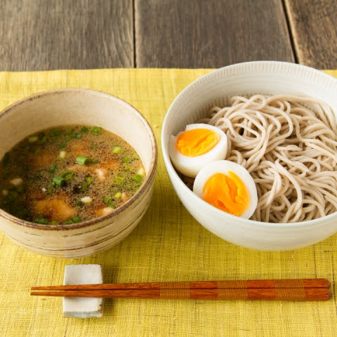 Dipping Soba Noodles