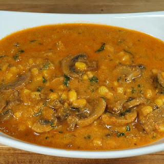 Cashew Curry Mushroom Recipes