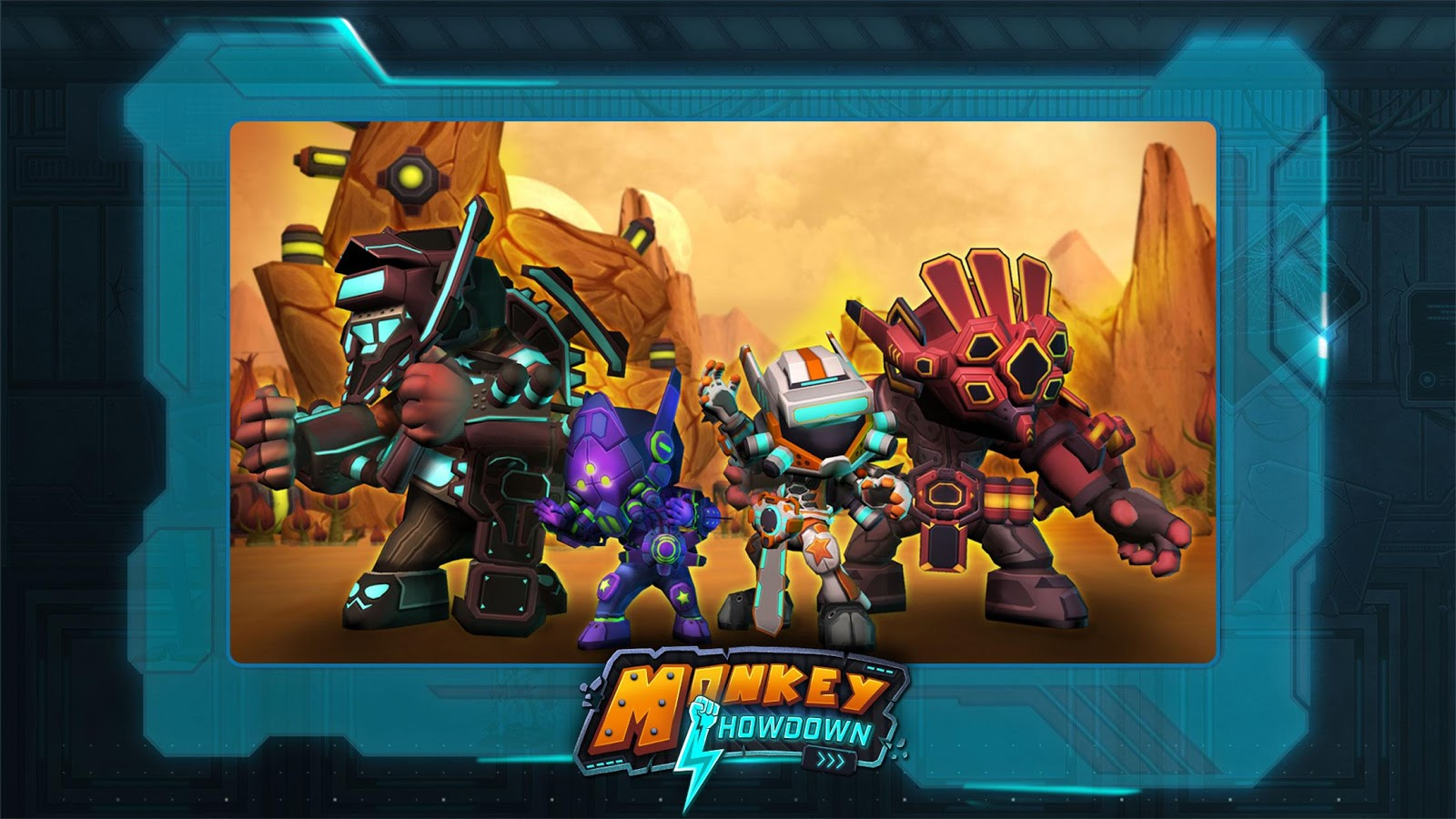 Monkey Showdown Screenshot 5