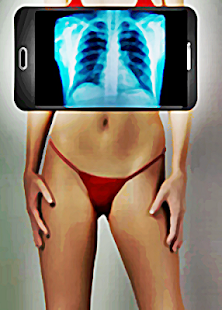 Mobile X-Ray Prank Joke 2016 - screenshot