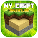 My Craft Adventure : Building and survival 2018 Icon
