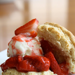 Authentic Strawberry Shortcakes