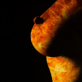 Bodypaint by Robert Seme - Nudes & Boudoir Artistic Nude ( abstract, body, body parts )