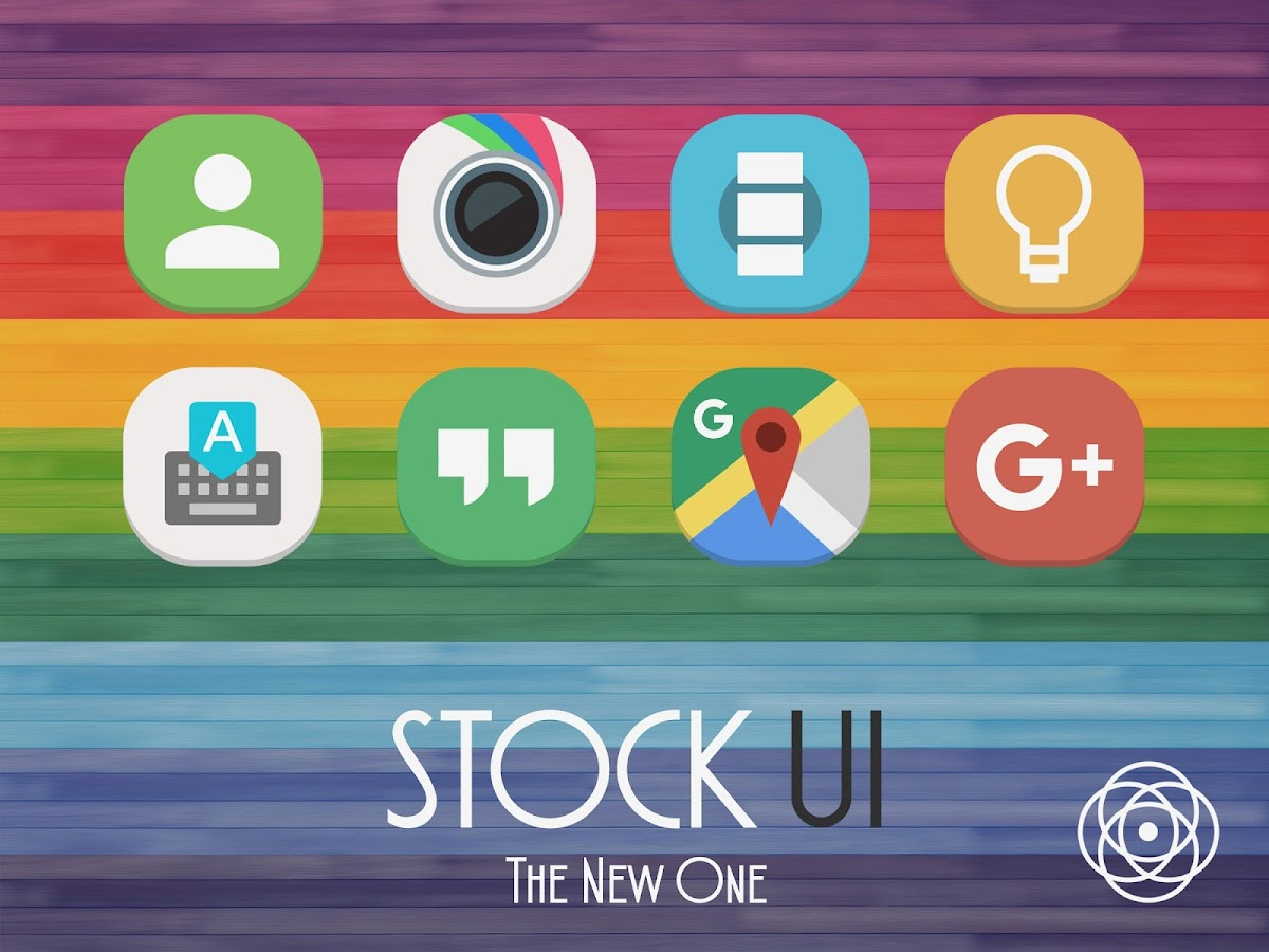 Stock UI - Icon Pack Screenshot 6