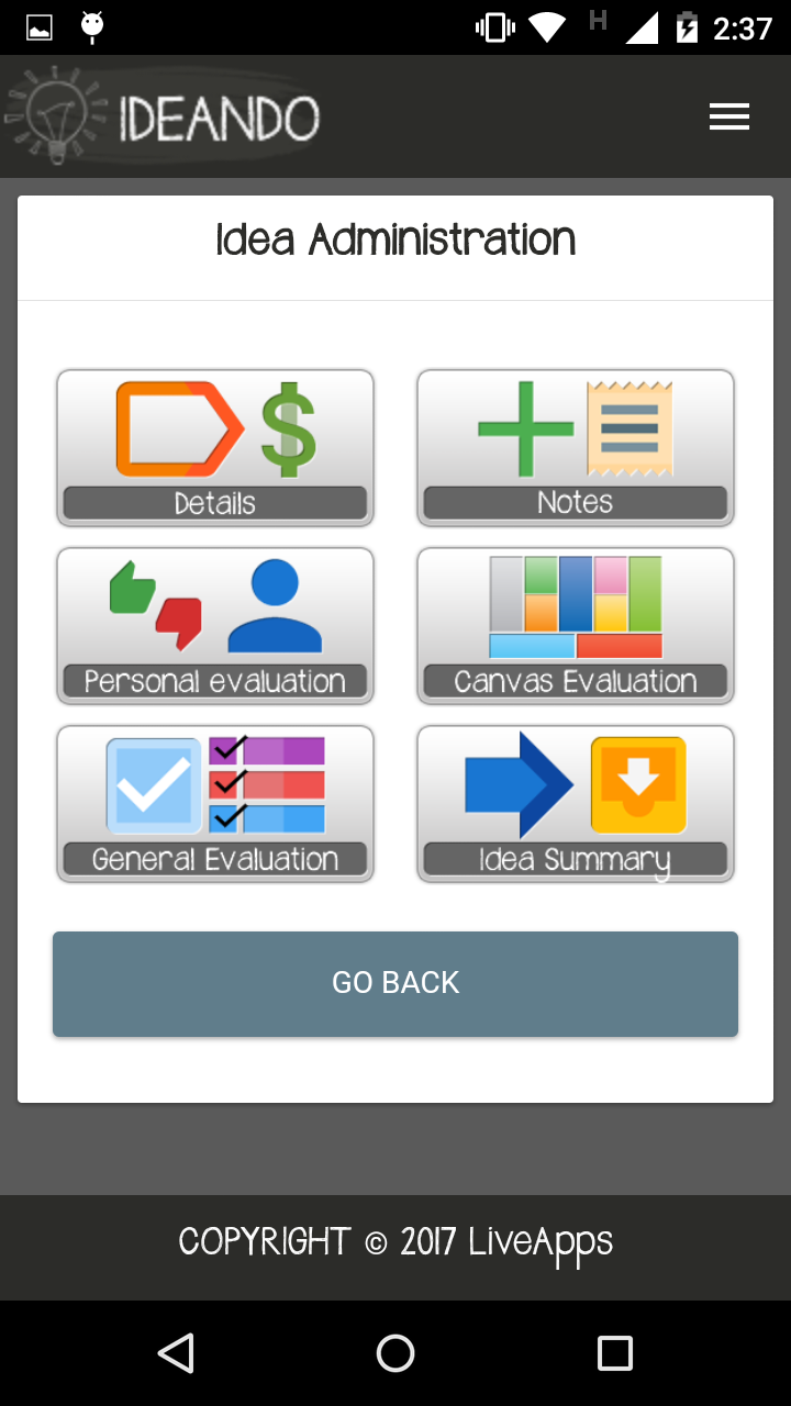 Ideando Pro Screenshot 5