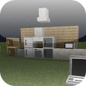Game NEW Furniture mod for MCPE apk for kindle fire
