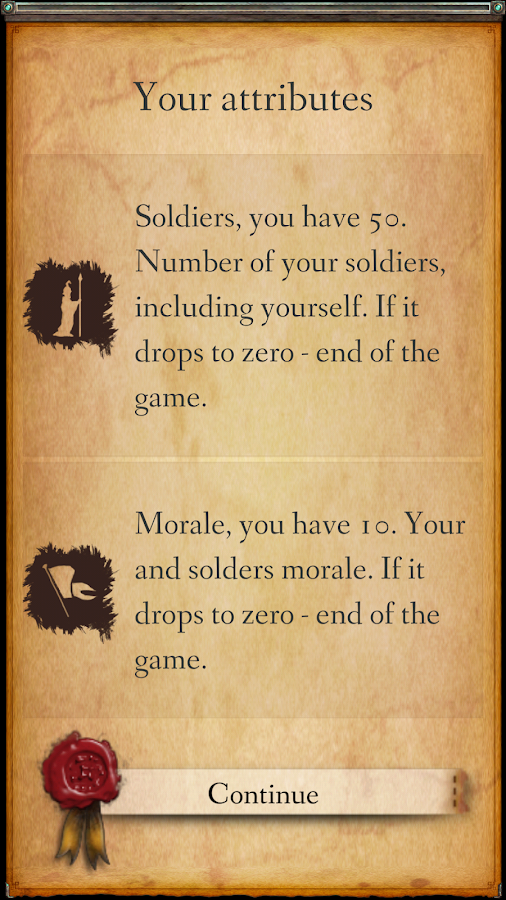 RPG Module: A game of choices Screenshot 11