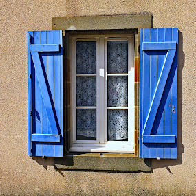 Jolie de Bretagne by Dobrin Anca - Buildings & Architecture Architectural Detail ( sky, window, sunny, street, brittany,  )