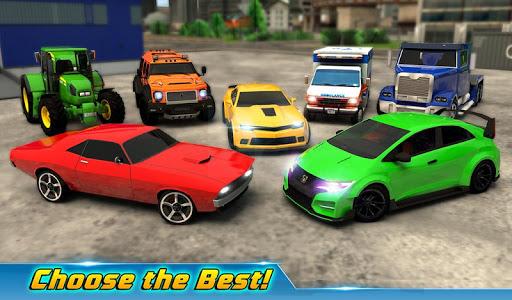 City Car Real Drive 3D - screenshot