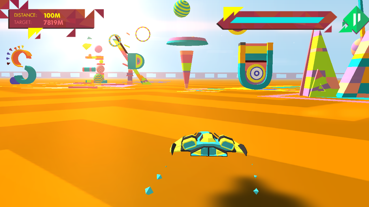 Geometry Race Screenshot 0