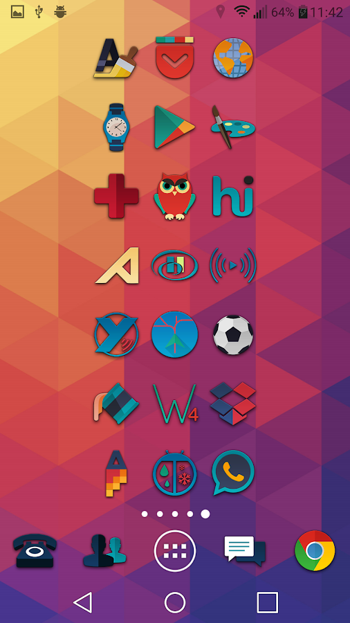 ProtonD Icon Pack Screenshot 1