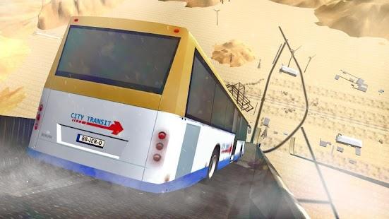 Impossible Bus Mega Ramp