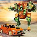 Game Robot Car Transformation APK for Kindle