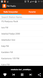 FM Radio Turkey - screenshot
