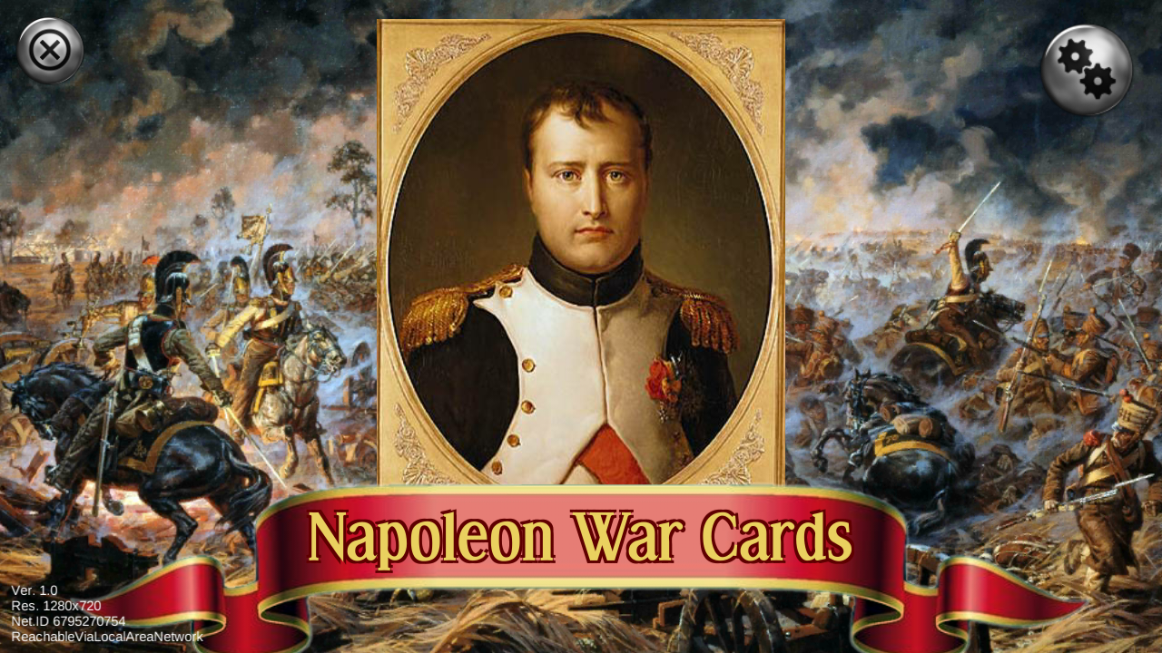 Napoleon War Cards Screenshot 6