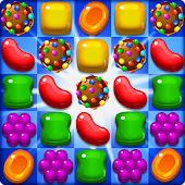 Game Cookie Crush Match 3 version 2015 APK