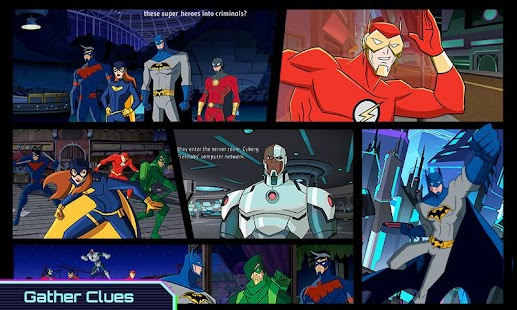 Batman Unlimited APK for Lenovo