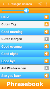 Learn German LuvLingua Pro- screenshot thumbnail