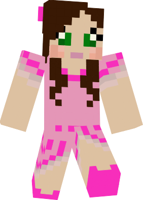 Supergirlygamer Nova Skin