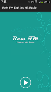 RAM FM Eighties Hit Radio - screenshot