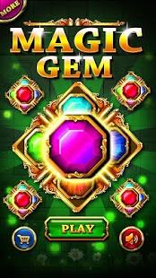 Game Magic Gems - Diamond pop Match APK for Kindle