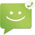 SMS from Android 4.4 with Caller ID