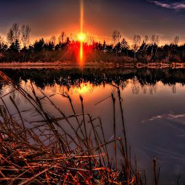 by DE Grabenstein - Landscapes Sunsets & Sunrises