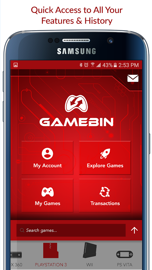 GameBin: Trade & Sell Games Screenshot 6