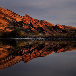 by Savon Wyant - Landscapes Mountains & Hills